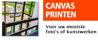 Canvas printen